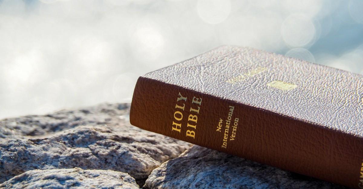 Bible Verses About Rocks