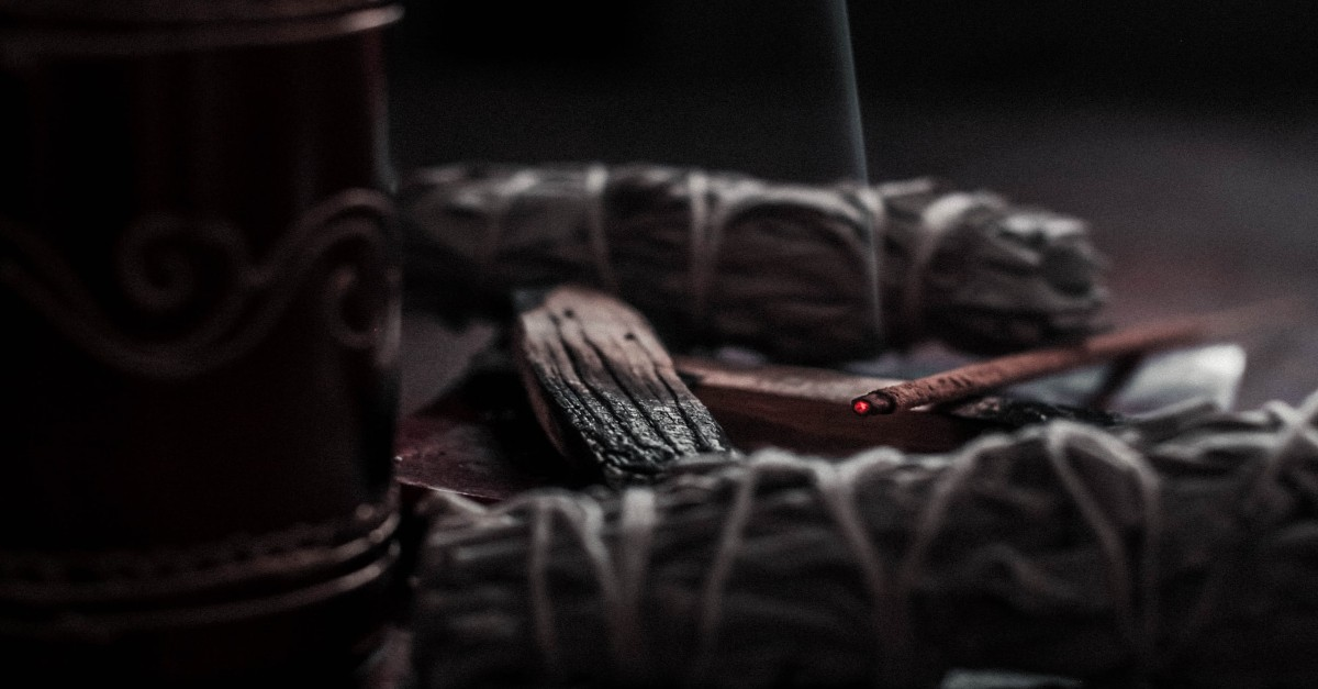 The Top Bible Verses About Burning Sage In Scripture
