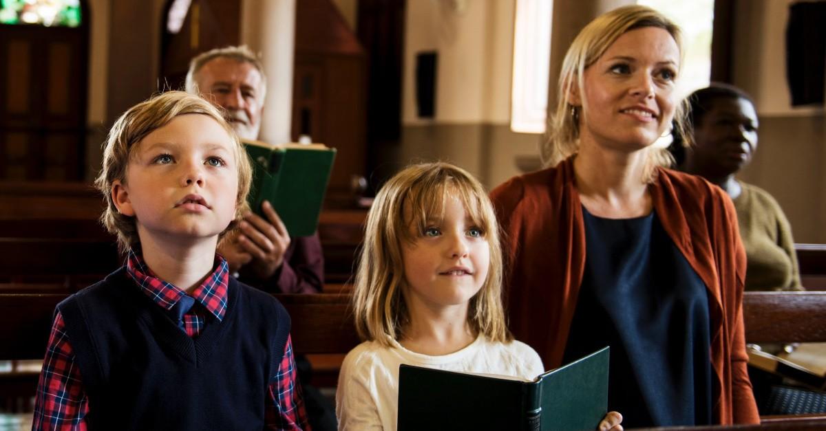 Bible Verses about Church Attendance