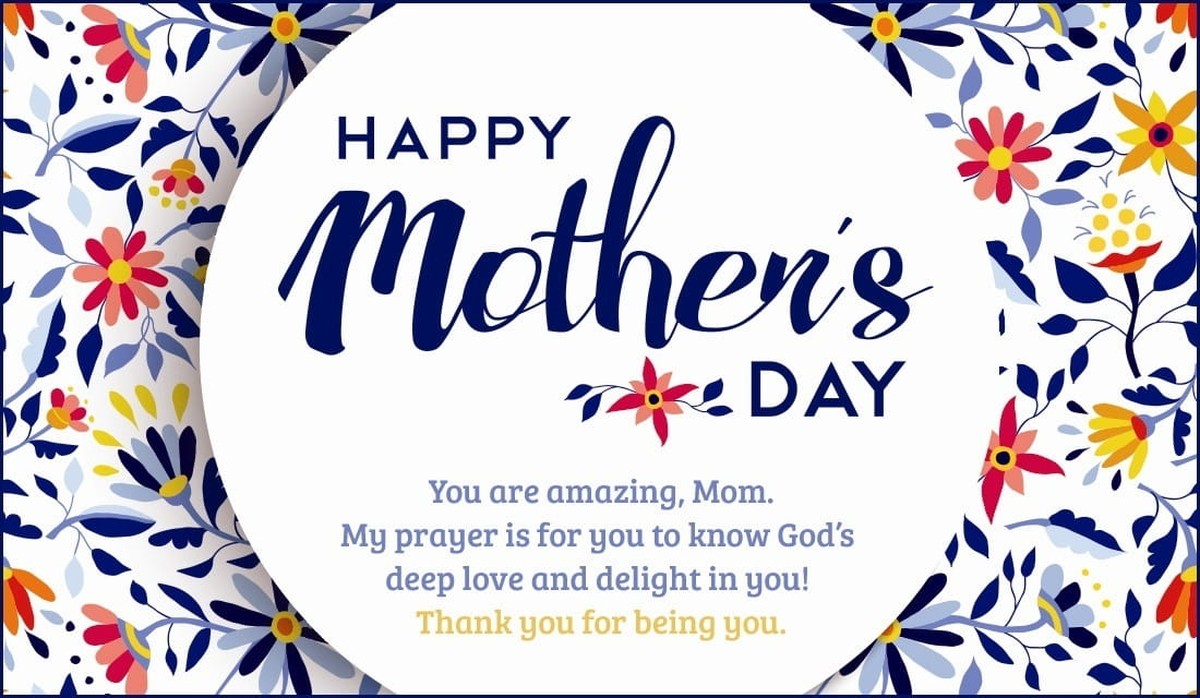 A Prayer for Mother's Day