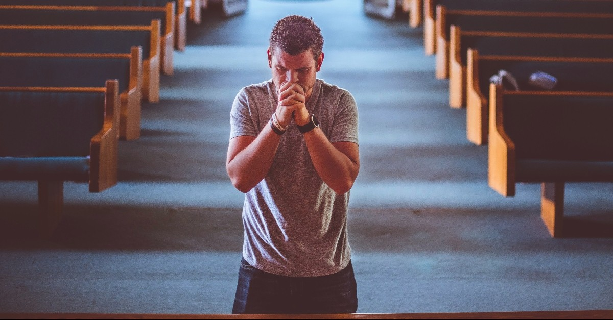 6. Constant Prayer