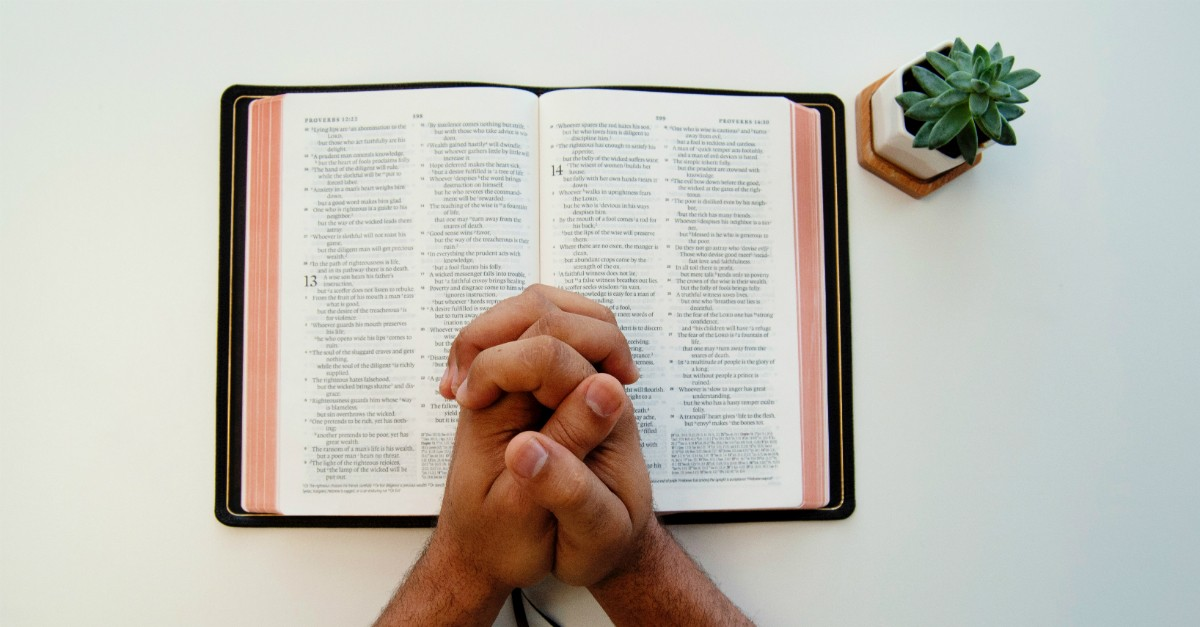 Submission in the Bible