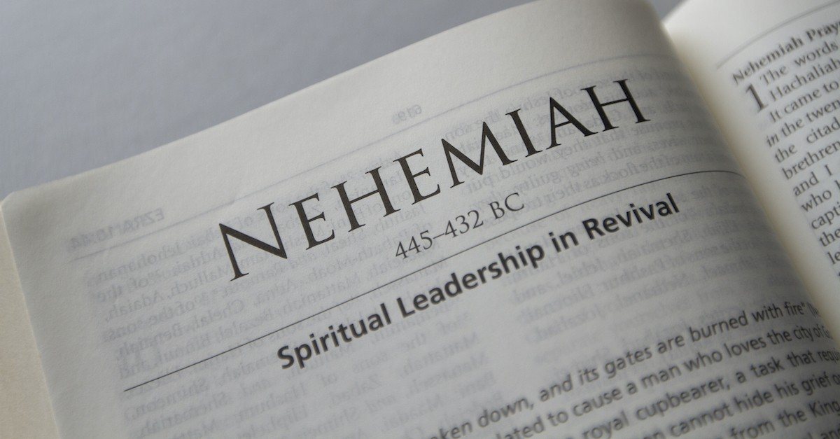 What Is Nehemiah's Prayer and Where Is it Found in the Bible? (Nehemiah 1:4-11)