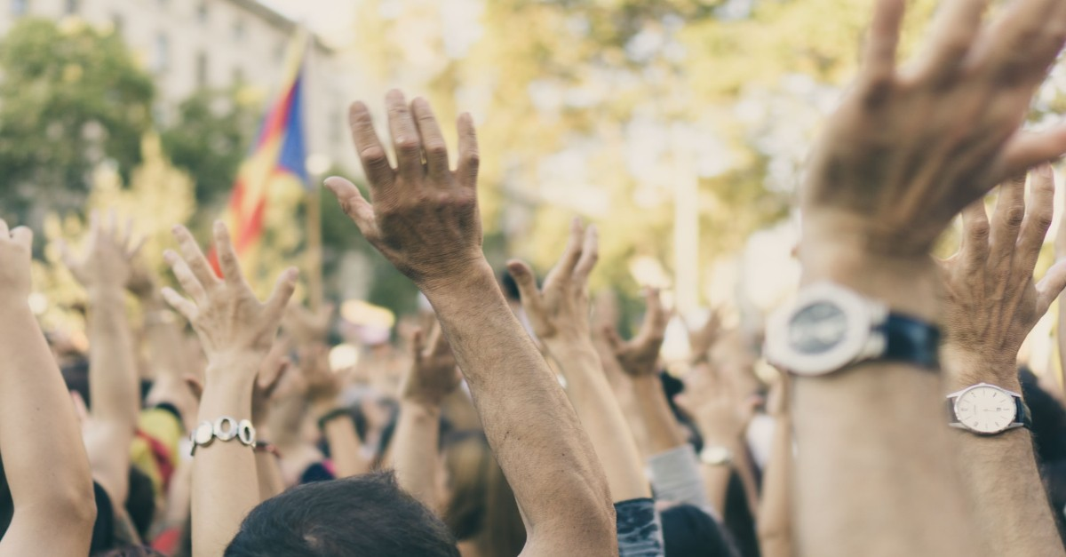 Bible Verses about Protesting