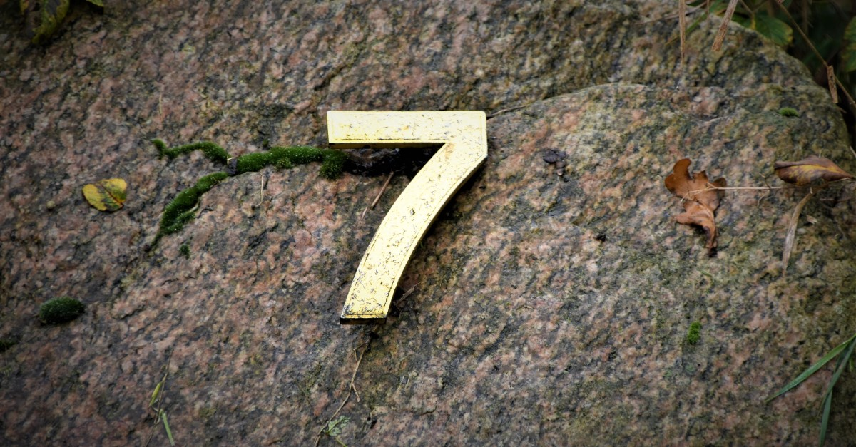 The Number 7 in the Bible