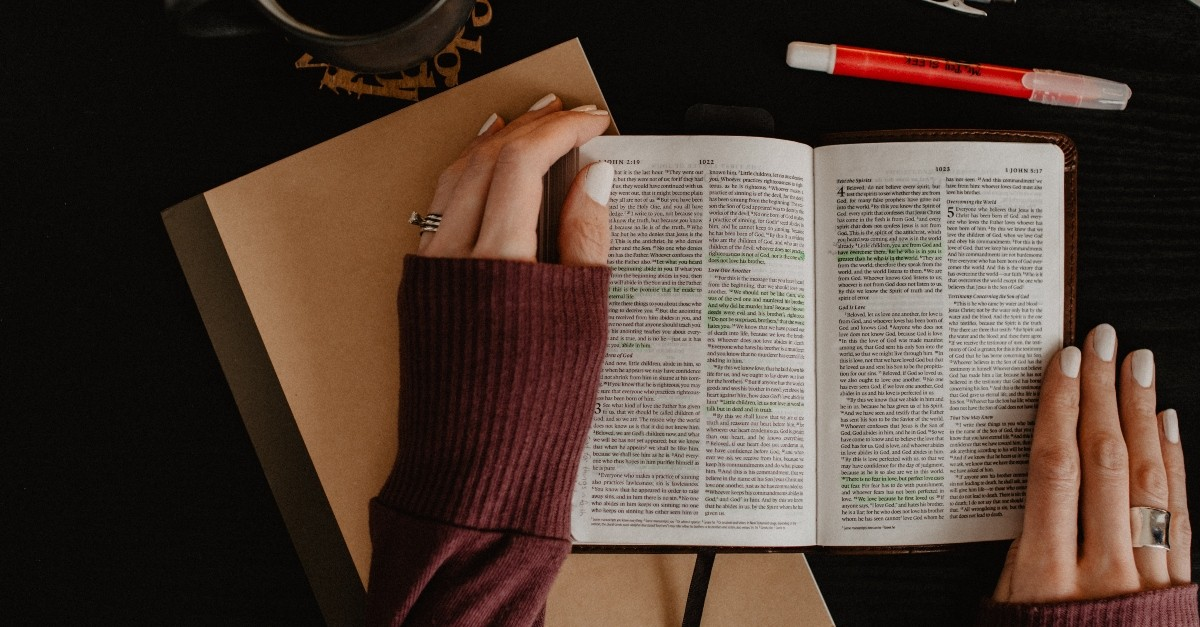 Bible Verses About Studying