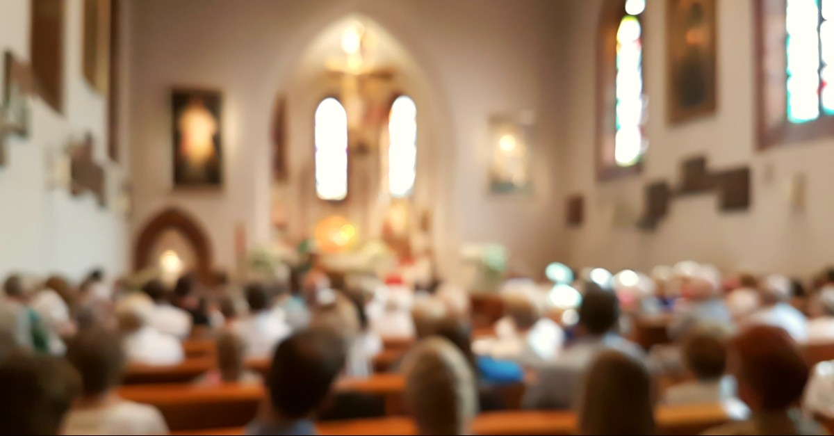 What Does 'Liturgy' Mean?