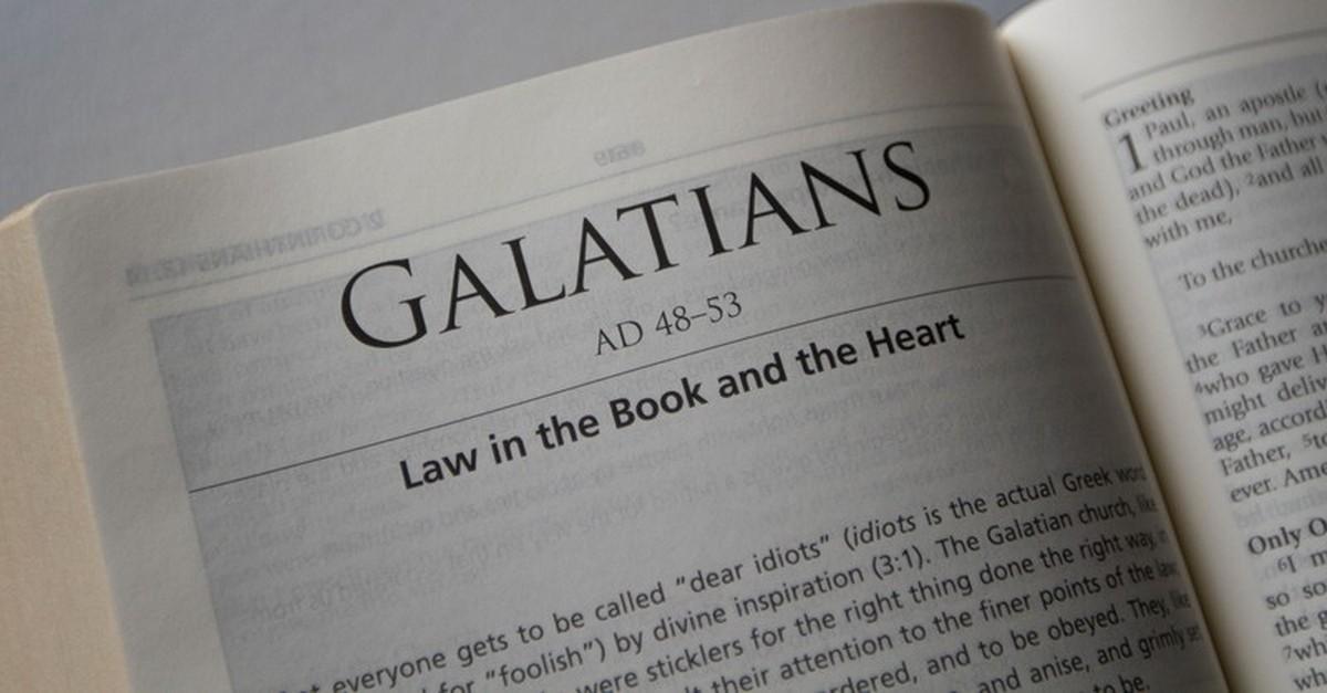 3. Paul (Galatians 2:11-14)