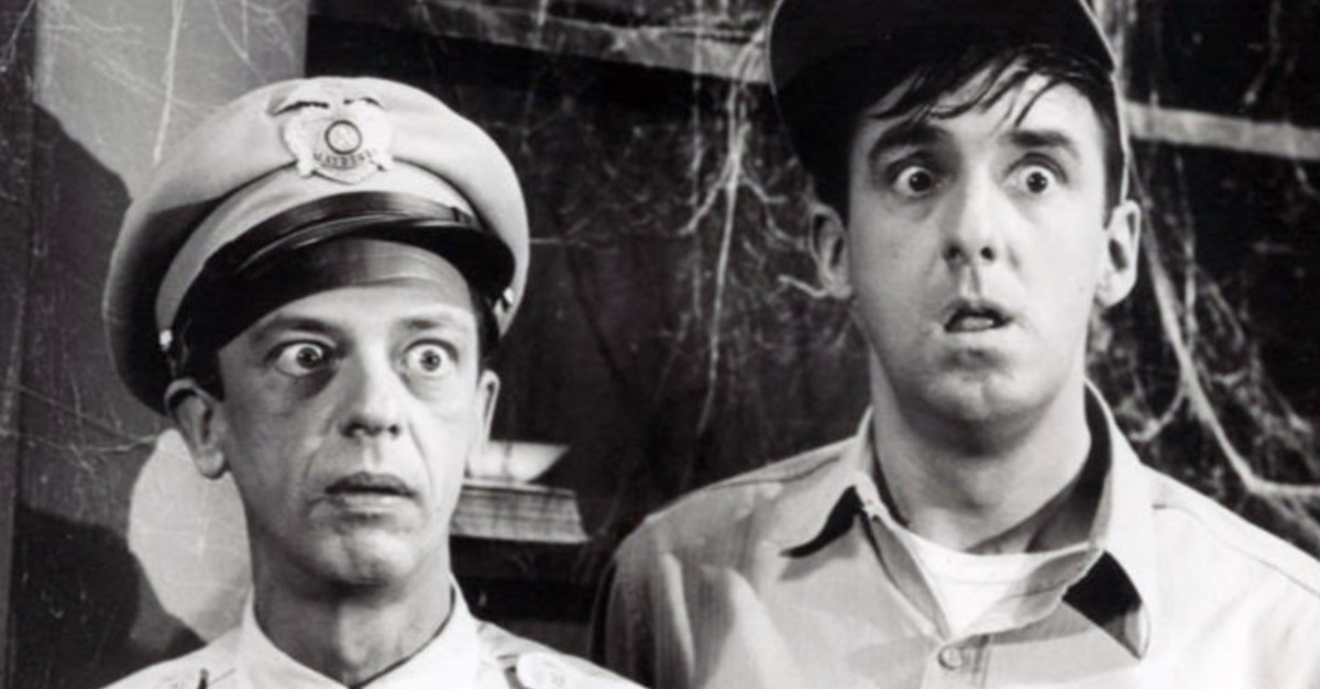 3. The Andy Griffith Show