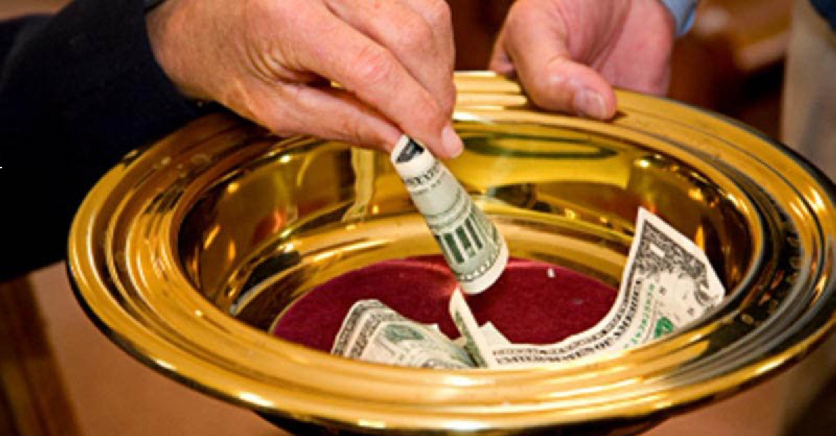 Bible Verses about Offering
