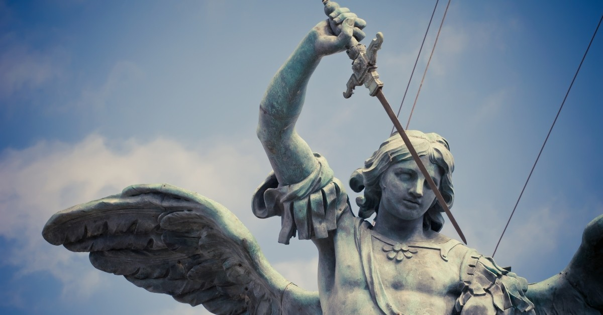 Archangel Michael in the Bible