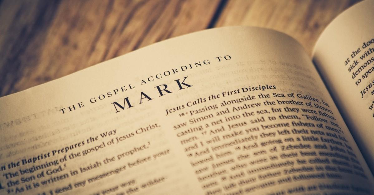 open Bible Gospel of Mark