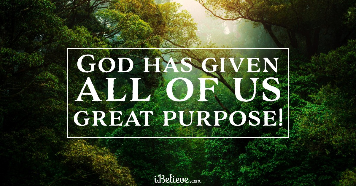 Bible Verses About Purpose