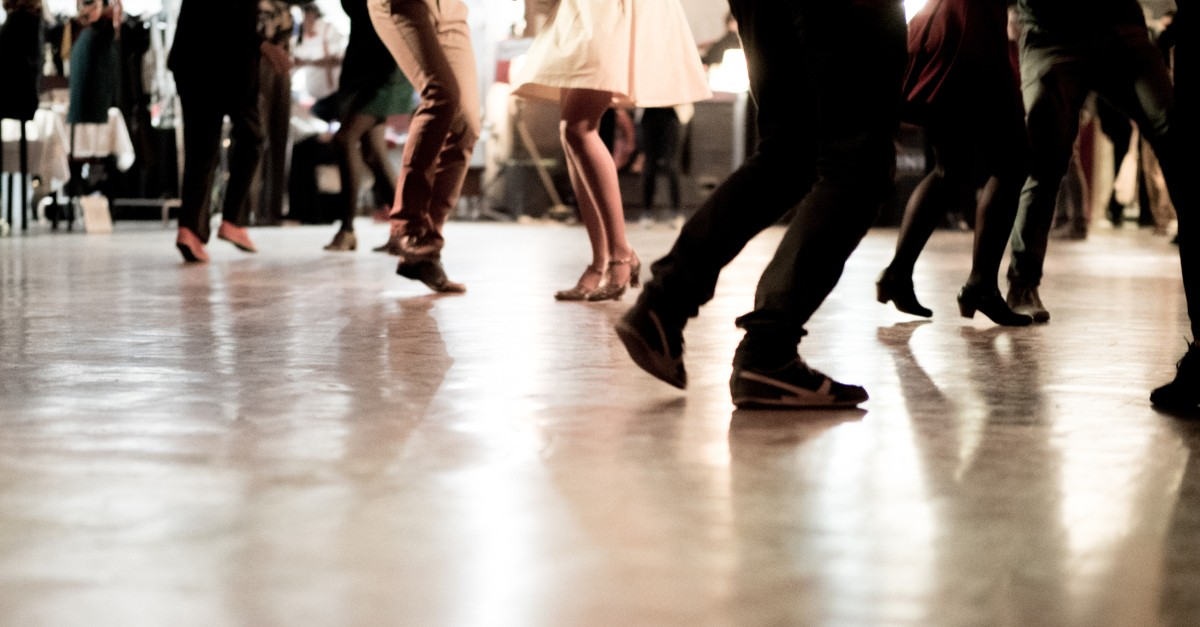 Bible Verses About Dancing