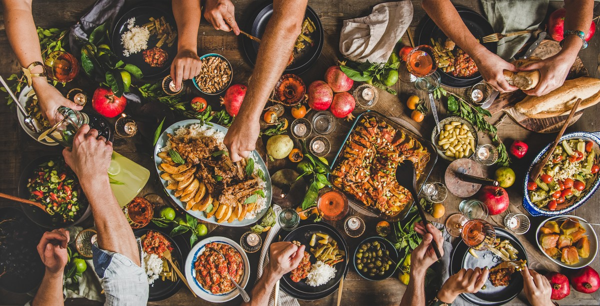 3. Make Peace with Food and Remember God's Generosity and Freedom