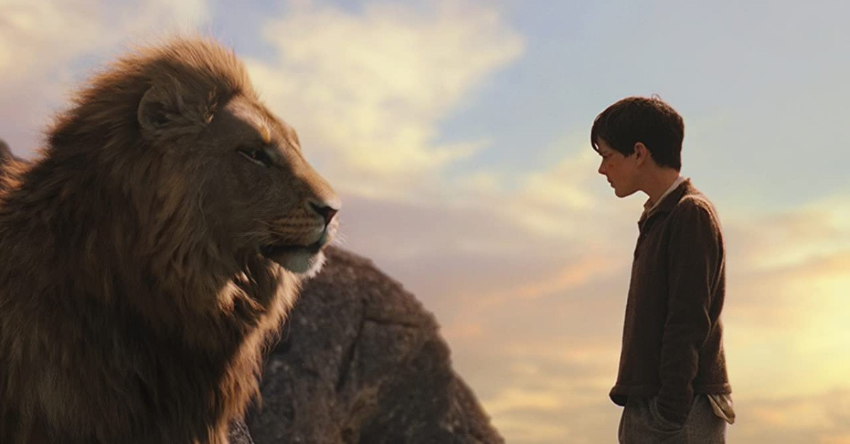 1. <em>The Lion, the Witch and the Wardrobe</em> (Atonement)