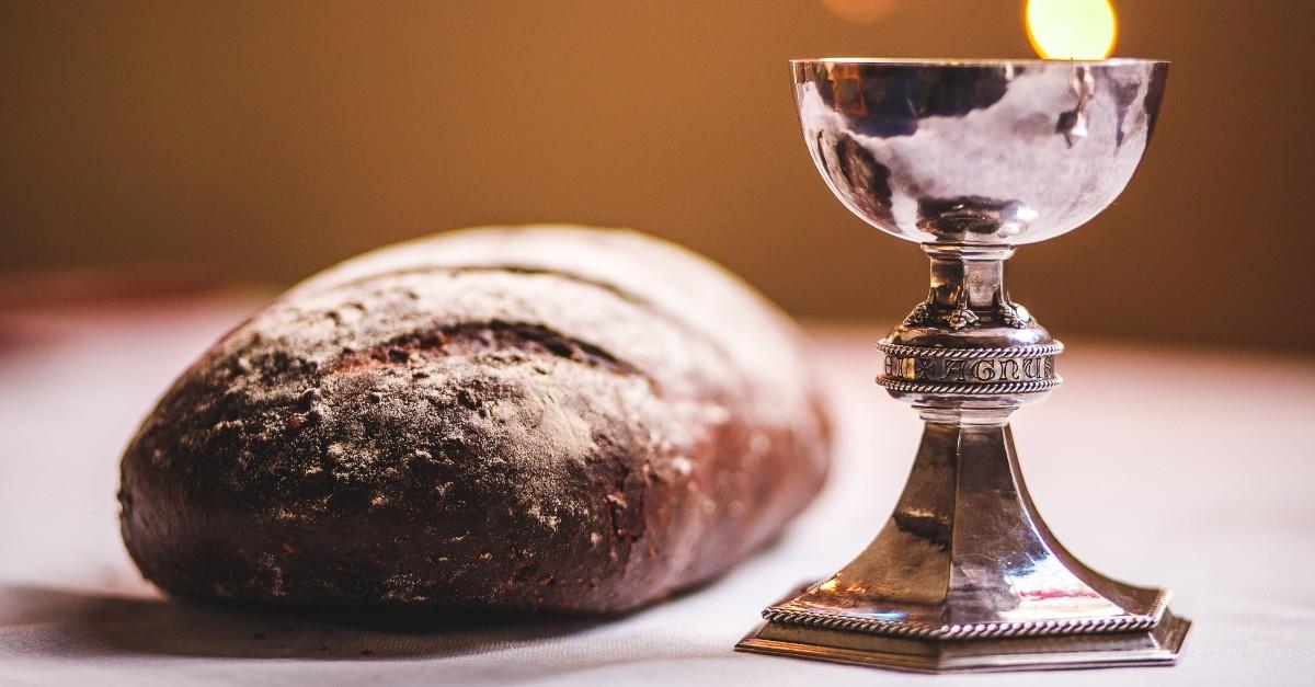 Communion Bible Verses