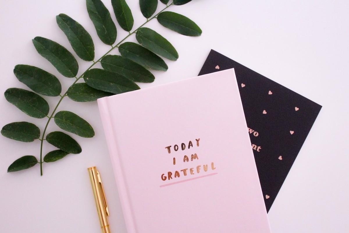 1. Keep a Blessing Journal