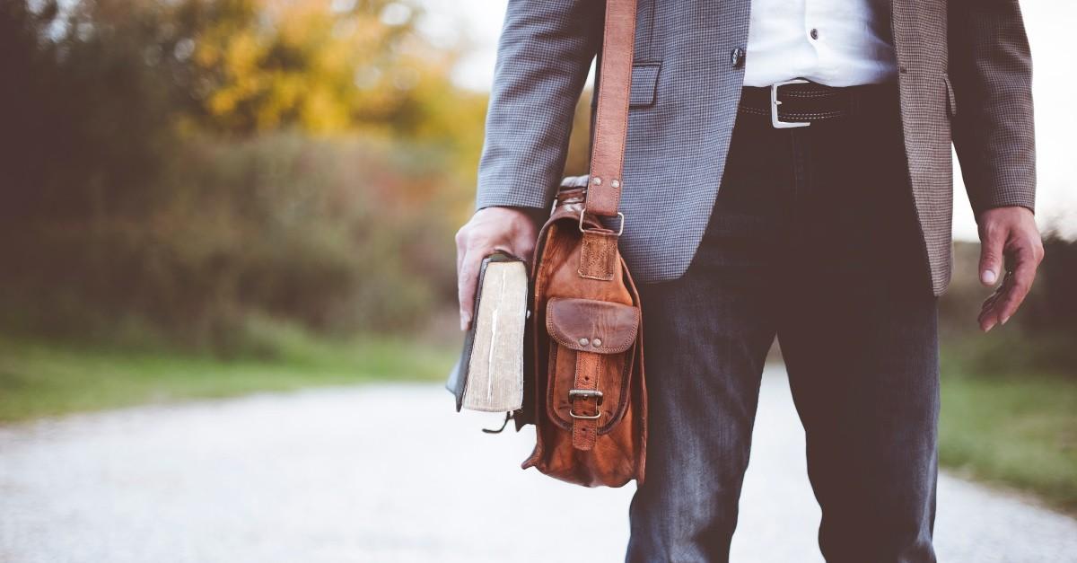 Bible Verses About Pastors