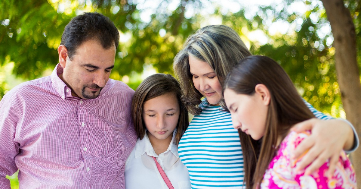 How to Use the Lord's Prayer to Pray for Your Family