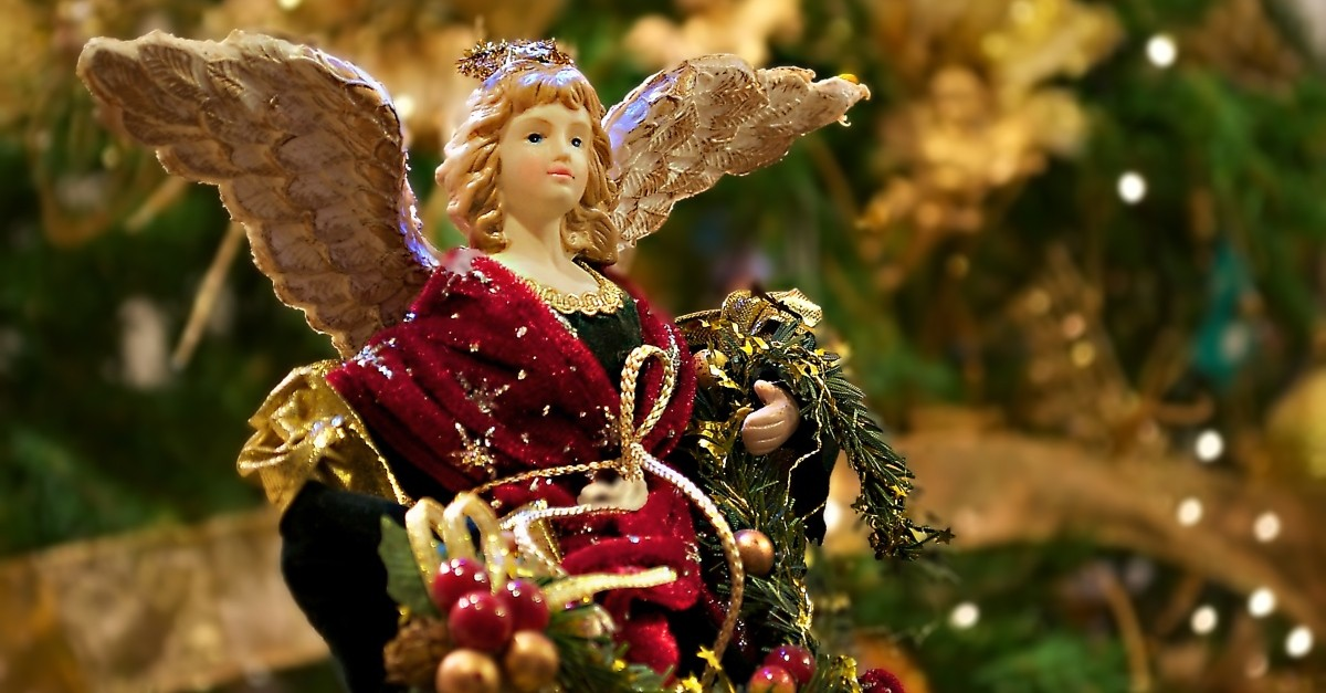 Who Are the Christmas Angels?