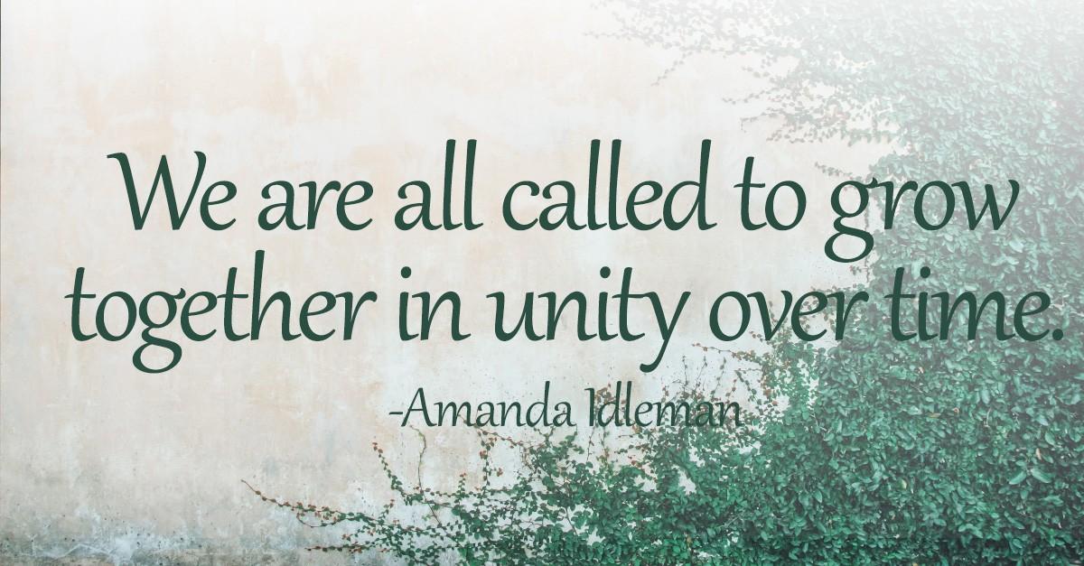Unity Bible Verses