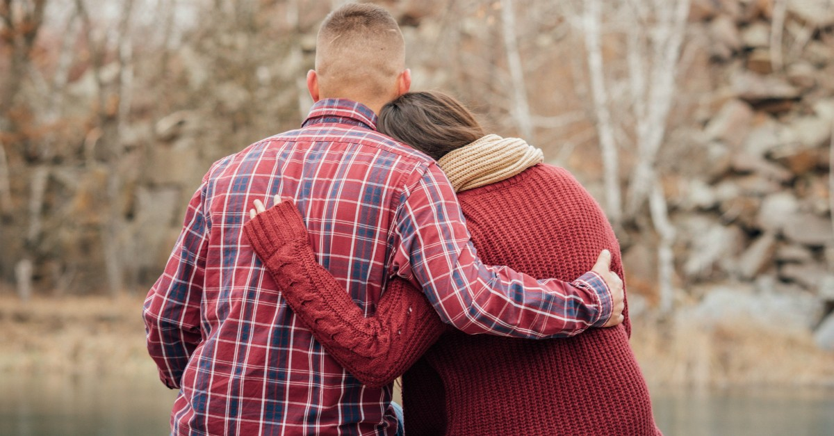 1. You and Your Spouse Learned Resilience