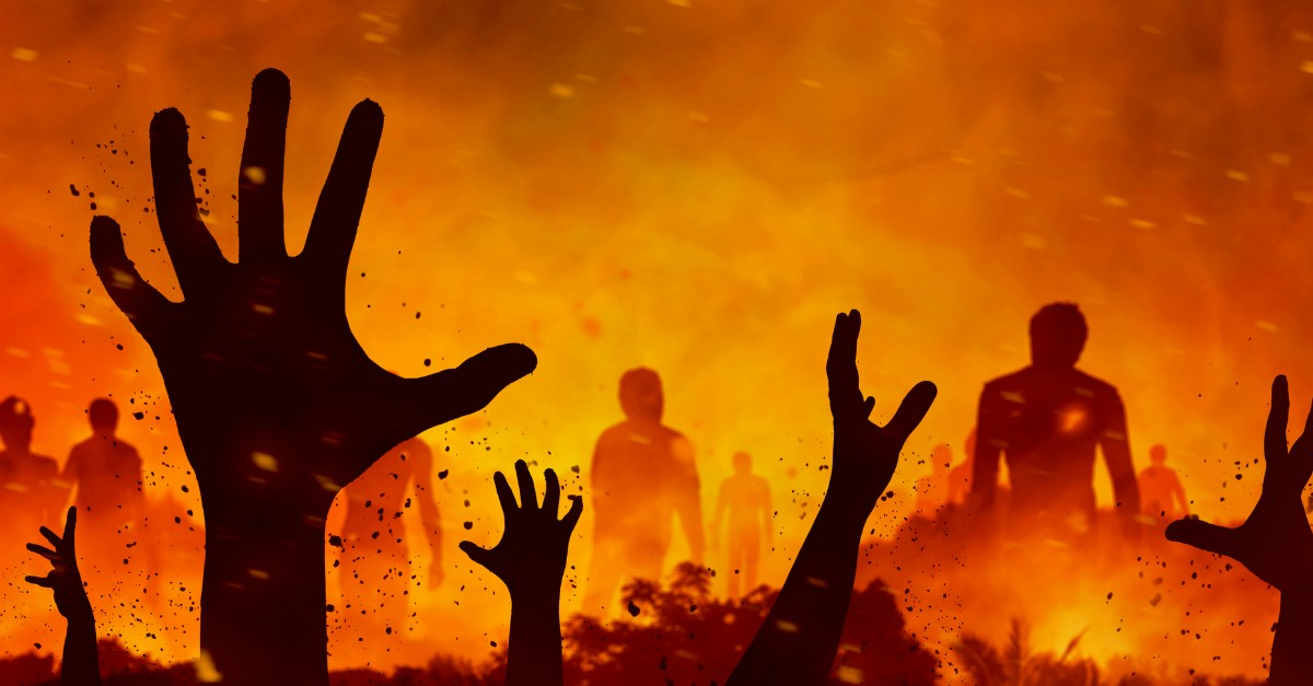 2. Is the Lake of Fire Hell?