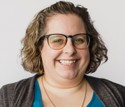 headshot of author Sarah Frazer