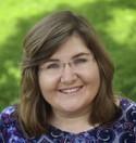 headshot of author Jenni Heeren