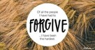 A Prayer to Forgive Yourself - Your Daily Prayer - June 3