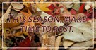 Make Time to Rest - iBelieve Truth: A Devotional for Women - September 27