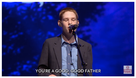 Blind Boy with Autism Christopher Duffley Sings 'Good Good Father'