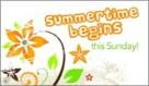 Summertime Begins
