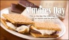 S'mores Day (8/10)