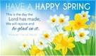 Have A Happy Spring