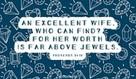 Proverbs 31:10
