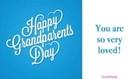 Happy Grandparents' Day (9/10)