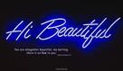 Hi Beautiful