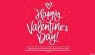 Valentine's Day - 1 John 4:7