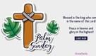 Happy Palm Sunday!