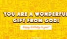 You're a Gift from God!