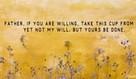 Luke 22:42