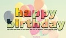 Happy Birthday - Psalm 118:24