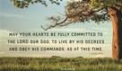 1 Kings 8:61
