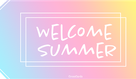 Celebrate summer!