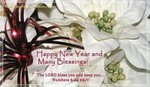 New Year - Many Blessings