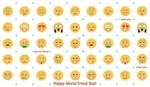 Happy World Emoji Day! (7/17)