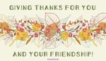 Giving Thanks for You