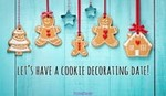Happy Gingerbread Decorating Day! (12/9)